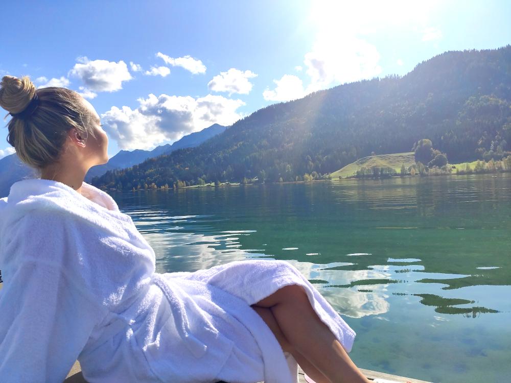 Spontanurlaub am Weißensee   austrian-foodie.at